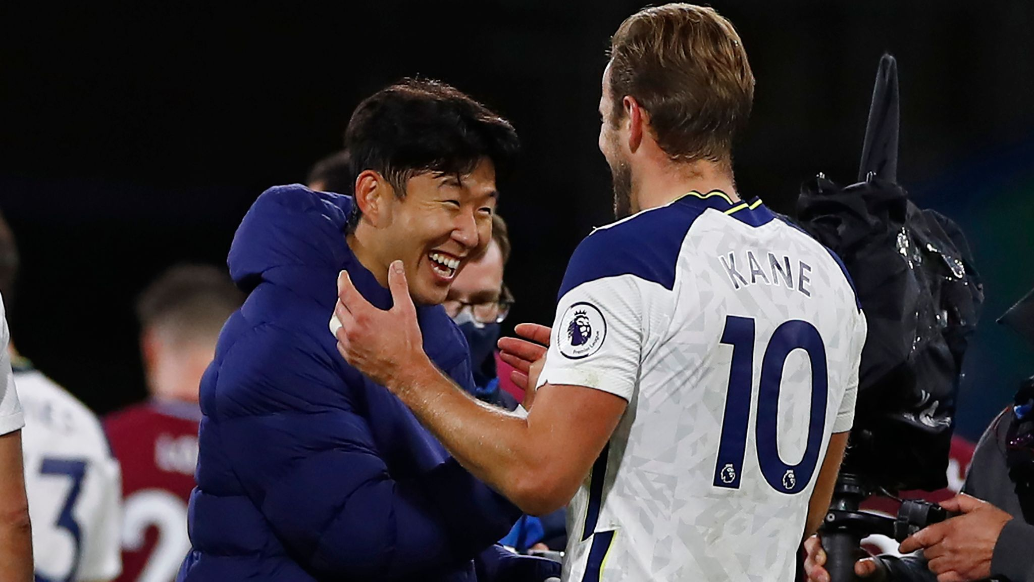 Harry Kane and Heung-Min Son are FPL Kings this season ...